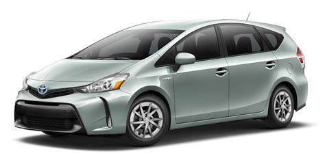 Tn Tech Hybrid Mba by The New Prius V Offers High Tech Performance