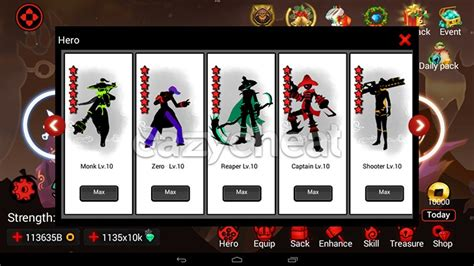 league of stickman full version with cheat league of stickman shadow cheats v3 0 3 unlimited money