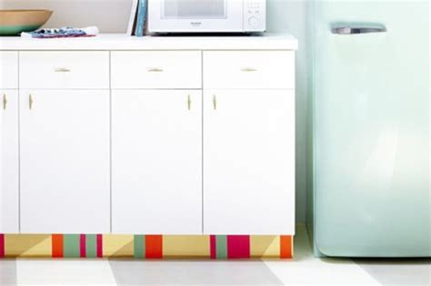 5 ways to customize kitchen cabinets with colored contact