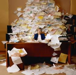 simplify your life help for the unorganized desk