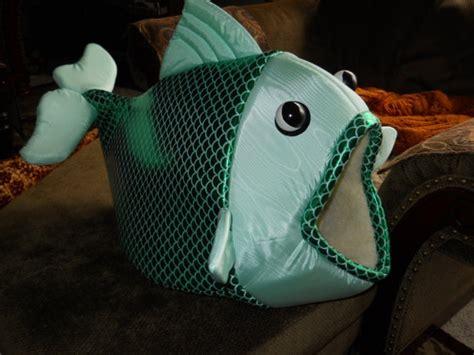 Win Win Crochet Cat Shape Hat fish cat bed pattern woodworking projects plans