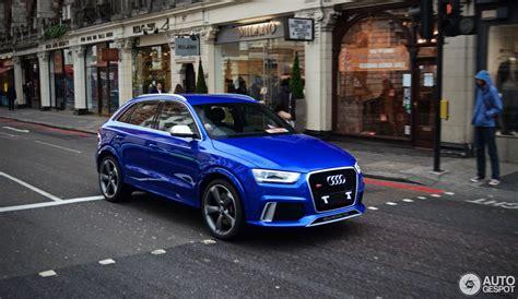 Audi News 2014 by Audi Rs Q3 8 April 2014 Autogespot