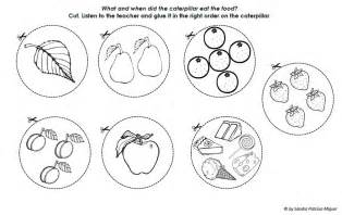 Playgroup the very hungry caterpillar activities