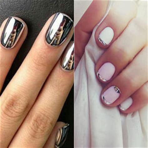 chrome nails metallic nagellack im test cosmopolitan