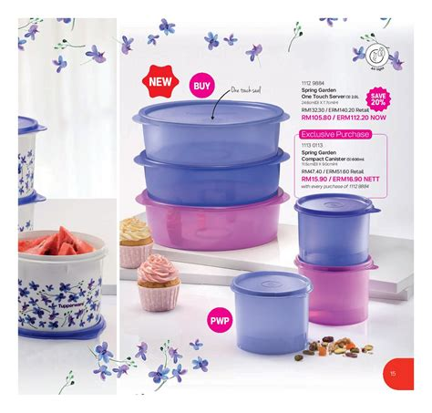 Tupperware Malaysia tupperware catalog 13 february 2017 31 march 2017