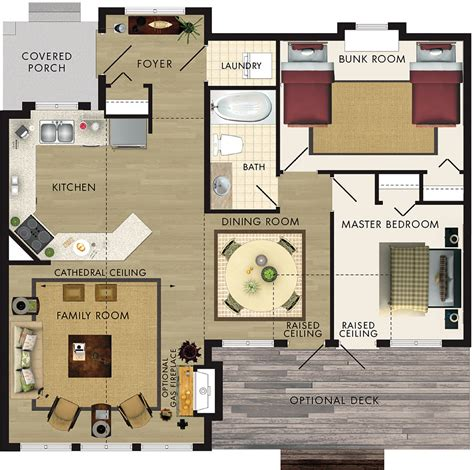 home hardware floor plans beaver homes and cottages aspen i