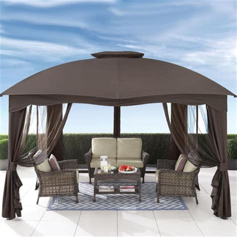 8 x 12 gazebo high quality 8 x 12 gazebo 7 sears hardtop gazebo 10 x 12