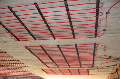 Plafond Chauffant Rayonnant by Plafond Chauffant Hydraulique Quels Avantages