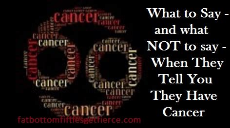 How Do Find Out They Cancer October 2014 Bottom Fifties Get Fierce
