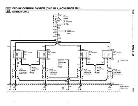 bmw e36 m42 engine diagram wiring diagrams repair wiring