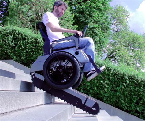 Stair Climbing Chair by Stair Climbing Wheelchair