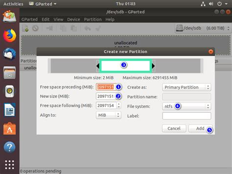 format hard drive linux how to partition a 4tb hard drive for use on windows 10