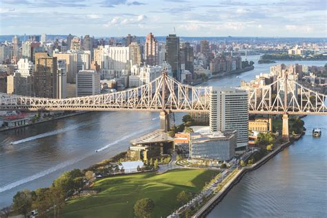 Cornell Tech Nyc Mba by Island Of Science Technion Teams Up With Cornell To Bring