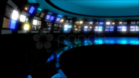 background news news studio 9 virtual green screen news background loop