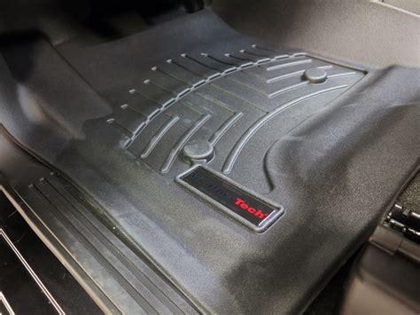 2016 gmc sierra 2500 floor mats weathertech