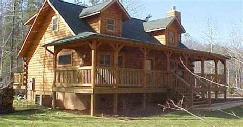 lake lure cabin rental c view cabin with large front