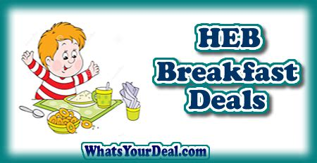 Heb Pantry Weekly Ad by Breakfast Deals Heb 10 5 10 11 Grocery Coupons Wyd