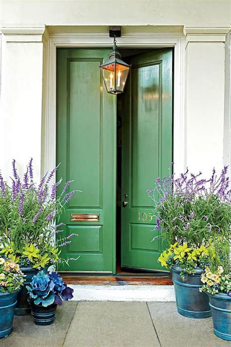colorful front doors thatll     bust