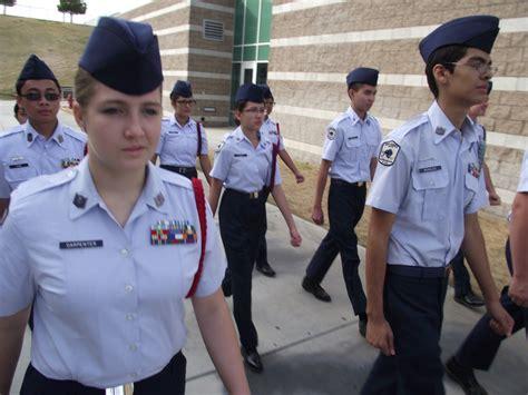 air force rotc service dress uniform ug chapter 3 palo verde high school afjrotc