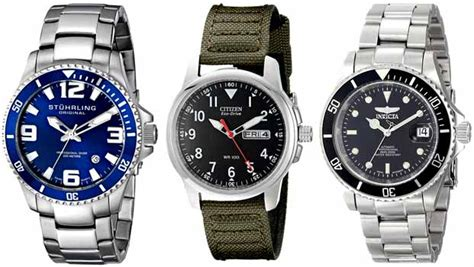 top mens brands 10 best affordable watches to buy
