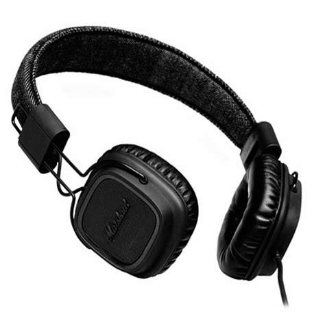 Marshall Major Headphones marshall marshall major headphones with mic remote