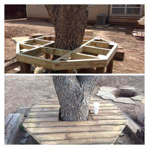 bench around a tree design 17 best images about tree bench on pinterest outdoor
