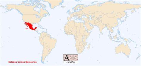 mexico city world map mexico map world