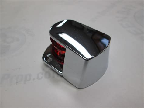 attwood led bow light attwood boat 1 mile red green bow light ebay