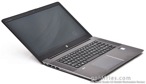 hp z mobile workstation hp zbook studio g3 mobile workstation review goldfries