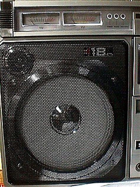 Ac Cassette Sharp sharp gf 9494 stereo portable am fm sw 1 sw 2 radio