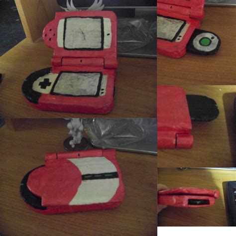 How To Make A Paper Pokedex - sinnoh pokedex handmade by twilightof87 on deviantart