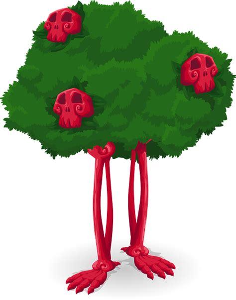imagenes en png de arboles ilustraci 243 n gratis esqueleto 193 rbol dibujos animados