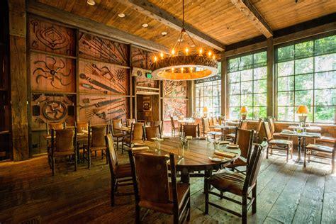 Tree Room At Sundance by Sundance Mountain Resort Foundry Grill Sundance Utah