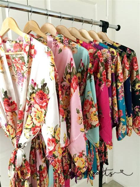 Best 25  Bridesmaid Robes ideas on Pinterest