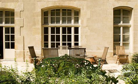 paris appartment rental paris apartment rentals marais garden suite luxury 2bd