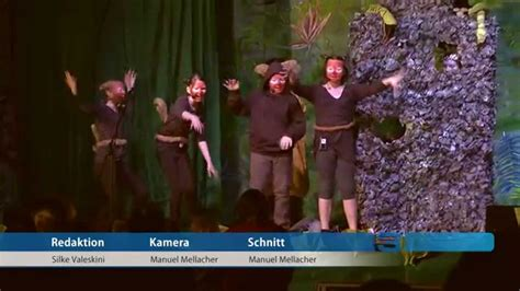 Wi Mba by Wimba Und Das Geheimnis Des Dschungels Kindermusical Nms