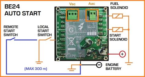 generator auto start wiring diagram generator auto on