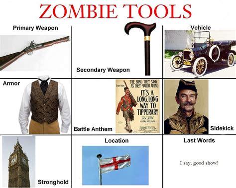 Survival Memes - zombie survival bunkers memes