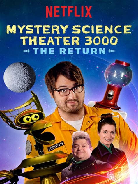 filme schauen mystery science theater 3000 mystery science theater 3000 the return tv serie 2017
