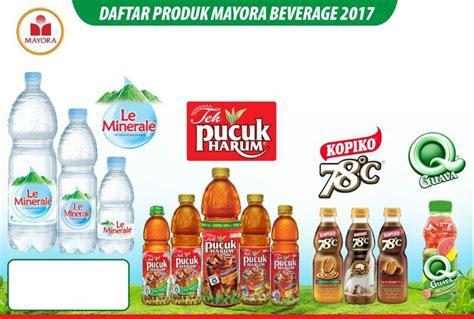 Jual Teh Pucuk Harum jual produk beverage mayora harga murah kota tangerang oleh pt khalifa global indonesia