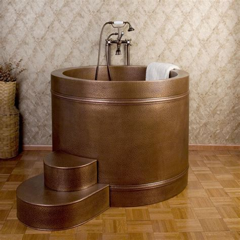 asian bathtub get exciting bathroom ideas in asian style with small japanese soaking tubs homesfeed