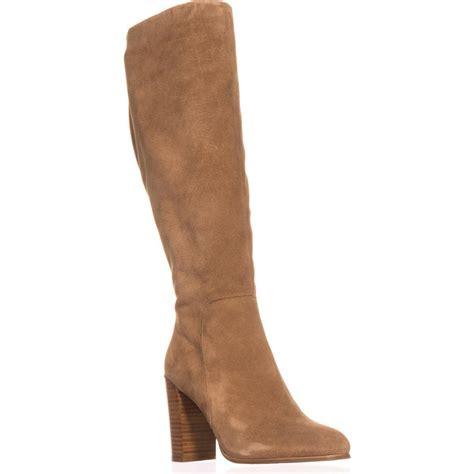 Kenneth Cole New York High Slung Heels by Lyst Kenneth Cole New York Justin Heeled Knee High Dress