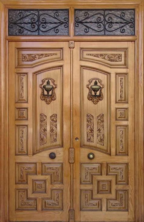 pin  zahid hussain abid  wood doors wooden doors