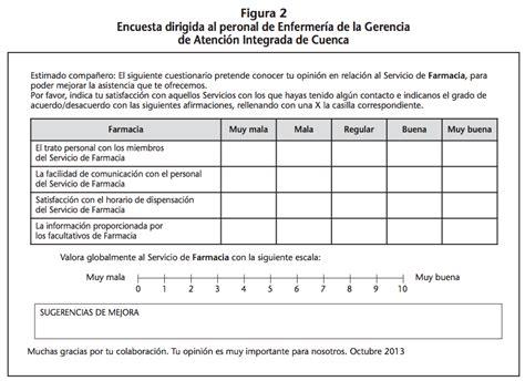 preguntas en una entrevista de trabajo para farmacia satisfacci 243 n percibida servicio de farmacia medici 243 n