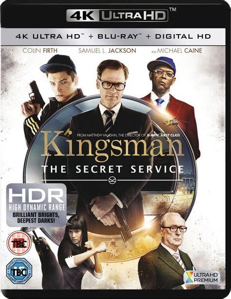 film blu ray 3d 4k kingsman 4k ultra hd blu ray zavvi
