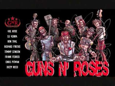 guns n roses better better guns n roses instrumental