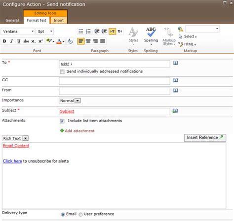 nintex workflow send notification send email to individual users using nintex workflow