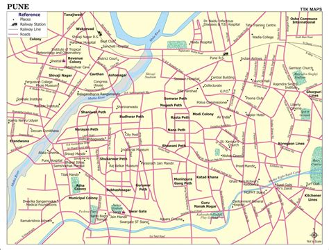 city map of pune 7 best places to see in pune jazz travels