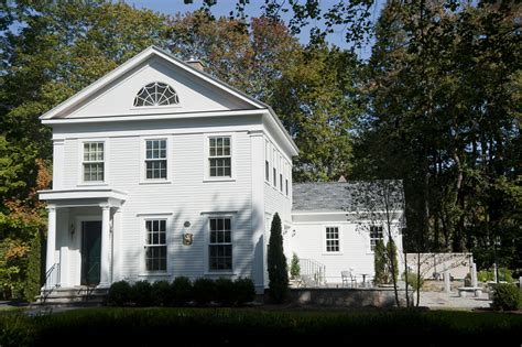 greek revival house cliffwood greek revival residence kristine sprague