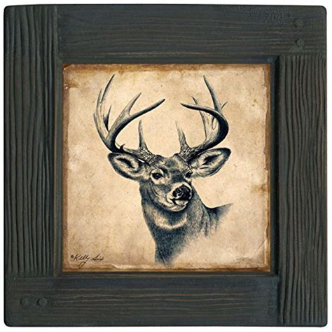 deer decor for home thirstystone ambiance coaster set deer multicolored sale
